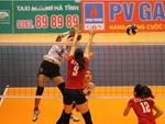 Two provinces to host VN volleyball tourney