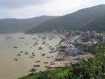 Hải Minh, a fishing village marked by beauty and peace