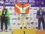 Jujitsu fighters bring home gold, bronze