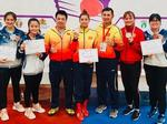 Tâm wins gold at int'l boxing event in Bulgaria
