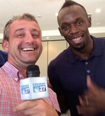 Usain's football success is no bolt from the blue