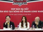 Thang Long Warriors opens basketball training centre in Hà Nội