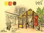 Metropole recreates Hanoian old market