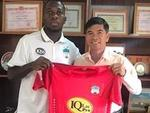 Hoàng Anh Gia Lai add two foreigners to squad