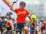 Thật wins first Asian cycling gold medal