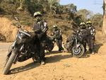 All-women Indian motorcycling group arrives in Việt Nam