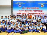 HCM City triump at national junior vovinam champs