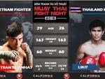 Muay Thai fight night to start in HCM City