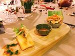 The T-Art celebrates 1st anniversary serving Vietnamese food like art