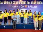 HCM City triumph at national team chess champs