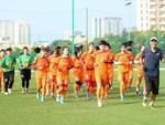 U19s intraining for Asian competition