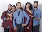 Italian a capella groupMezzotono toperformin HCM City