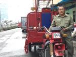 Where mini firefighting vehicles help save lives