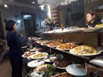 Thanh Phúc Restaurant offers good and cheap vegetarian buffet