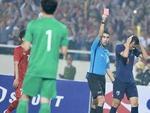Thai striker suspended for striking Trọng