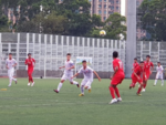 Việt Nam tie with Myanmar in Hong Kong football event