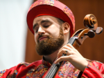 Cellist discovers healing power of music