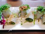 Vegetarian restaurant offers food for tranquil minds