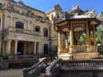 100-year-oldpalace in Huế a mix of architectural influences