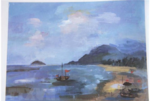 VN student's painting exhibited in Japan