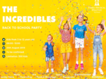 'The Incredibles' kids party at FMP Hanoi