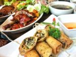 Nem vịt (Duck spring rolls)