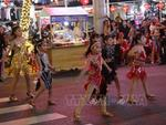 New walking streetin Lạng Sơn attracts thousands of visitors