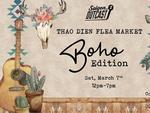 Boho flea market to open at Saigon Outcast
