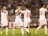 Việt Nam beat Malaysia 3-0 in friendly