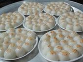 The floating rice dumplings of Cold Food Day