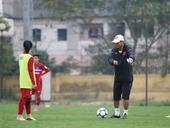 Women footballers prep for Asian Cup