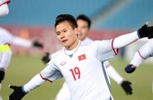 Sky's the limit for star midfielder Hải