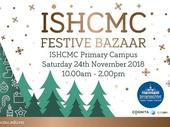 Christmas holiday bazaar to be held at International School HCM City