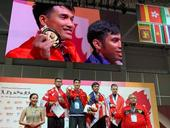 Việt Nam finish second at World Pencak Silat champs