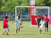 Football tourney for disadvantaged children next year