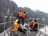 Thái youth promote Sơn La tourism