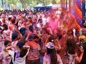 Drench yourself in colour at Holi