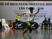 ASEAN Inline Freestyle Skating Championship closes