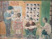 Romanian artist discovers Vietnamese traditional fine arts
