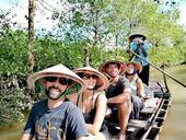 Travellers say, 'Thank you, Việt Nam!'