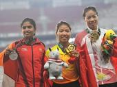 Thảo wins historic gold medal at ASIAD