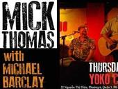 Mick Thomas to perform in HCMC