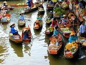 Cái Răng floating market upgrade to be completed next year