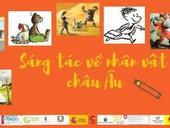 Painting contest launched for fans of Euro literature