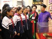 Exhibition highlights quan họ Bắc Ninh folk music