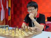 Liêm progresses at Gibraltar Chess Fest