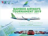 Bamboo Airways Tournament 2019 to tee off