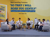 Vinschool students release first English book