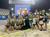 Việt Nam enter semi-finals of World Beach Games