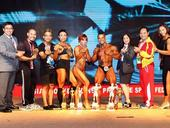 Việt Nam win five golds at Asian Bodybuilding and Physique Sports Champs
